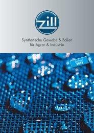 Gesamtkatalog, 5.7 MB, PDF - Zill GmbH & Co. KG