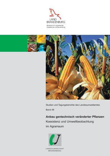 Gentechnisch veränderte Pflanzen für ... - Gene ABC