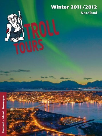 TROLLTOURS Nordland Wi1112