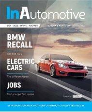 InAutomotive - May Edition