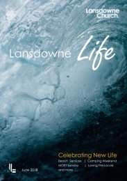Lansdowne Life 15 June 2018