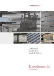Lochblechprofile - Ferdinand Braselmann GmbH & Co. KG