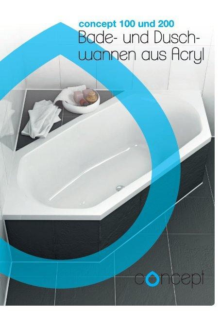 Acrylwannen_concept