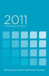 COMMENCEMENT - DCTC Blogs - Dakota County Technical College