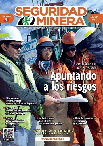 Seguridad Minera Edicion 136
