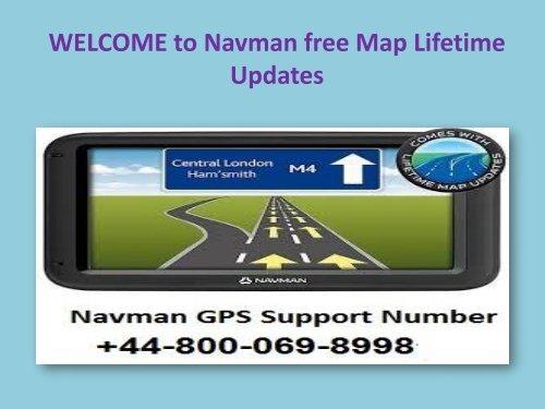 How To Update Navman