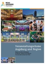 Veranstaltungsräume Augsburg und Region