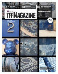 TFF Magazine April