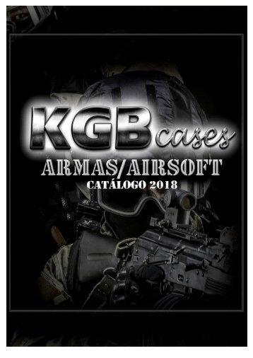 CATALOGO KGB CASES ARMAS - REPRESENTANTES