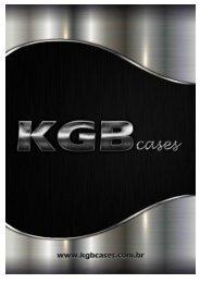 CATALOGO KGB CASES 2018 - REPRESENTANTES