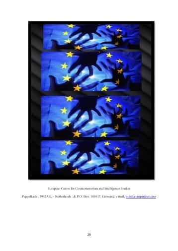 أوروبا وإشكالية تطبيق برامج الوقاية من التطرف العنيف