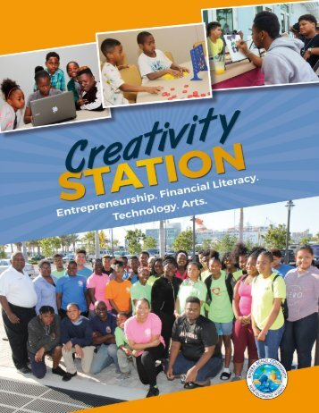 RBCRA Creativity Station Spring Newsletter