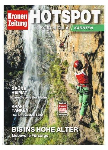Hotspot Kraft der Natur 2018-05-20