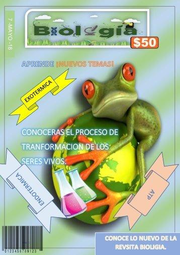 PROCESO DE TRANSFORMACIÓN EN LOS SERES VIVOS