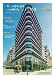 Leipziger Immobilienpreis 2017 | Das Magazin zum Event