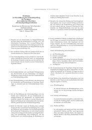 Richtlinien zur Durchführung der ... - Brandenburg.de