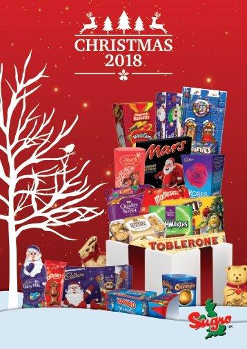 Sugro Christmas Brochure 2018