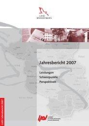 1226_JB 2007 LASV.qxd - Brandenburg.de