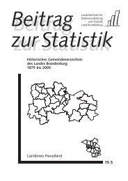 Landkreis Havelland Historisches ... - Brandenburg.de