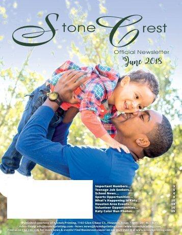 Stone Crest June 2018