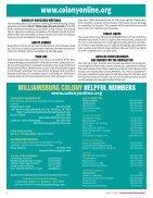 Williamsburg Colony June 2018 - Page 2