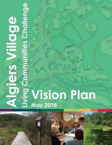 Algiers Village Living Communities Challenge Vision Plan