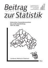 Landkreis Märkisch-Oderland Historisches ... - Brandenburg.de