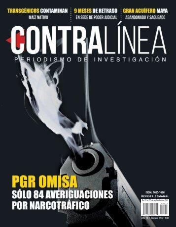 Contralínea 455