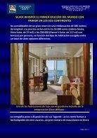 SILVER WHISPER EL PRIMER CRUCERO DEL MUNDO CON PARADA EN LOS SEIS CONTINENTES - Nauta360 - Page 4