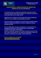 SILVER WHISPER EL PRIMER CRUCERO DEL MUNDO CON PARADA EN LOS SEIS CONTINENTES - Nauta360 - Page 7