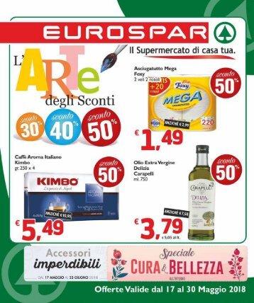 Eurospar S.Gavino 2018-05-17