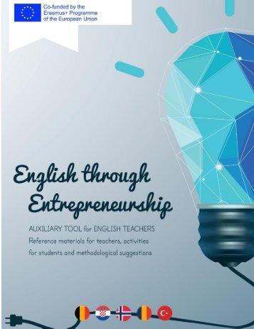 Auxiliary tool for English teachers