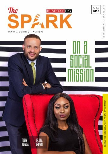 The Spark Magazine (May 2018)