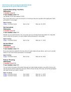 Kennett Area YMCA - Summer Program Guide 2018 - Page 5