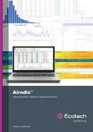 ECOTECH Airodis brochure (Français)