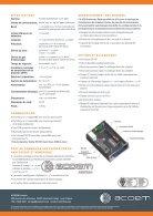 ECOTECH Serinus 30 CO Gas Analyser spec sheet (Français) - Page 2