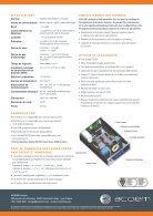 ECOTECH Serinus 50 SO2 Gas Analyser spec sheet (Français) - Page 2