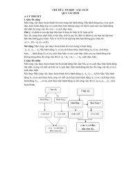 Lý thuyết và bài tập chương TỔ HỢP XÁC SUẤT có lời giải chi tiết - Ngọc Huyền