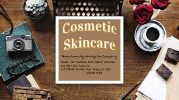 Skin Care Malaysia