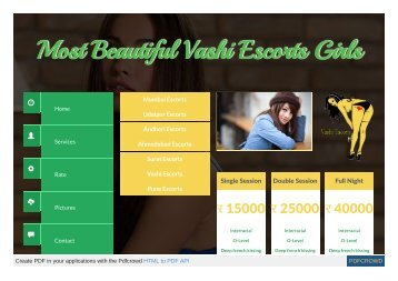 Vashi Escorts , Call Girls In Vashi , Vashi escort , Vashi Escorts Services , Independent Vashi Escorts