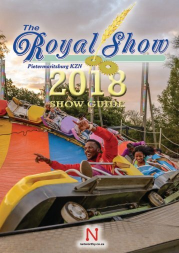 Royal Show Guide 2018