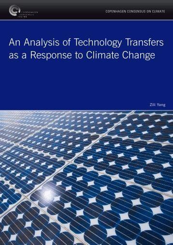 preface - Copenhagen Consensus on Climate