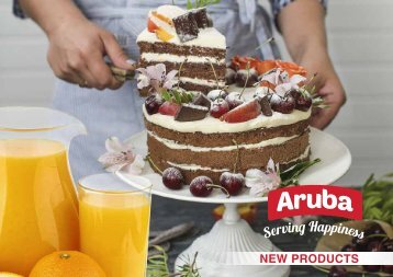 Aruba Products - New Range