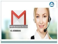 Gebruik het Gmail-klantenservicenummer om toegang tot uw verloren e-mail te krijgen