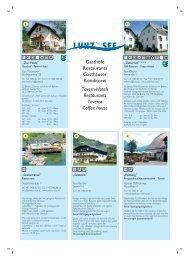 ZILI Seite 10 bis 19 - Lunz am See