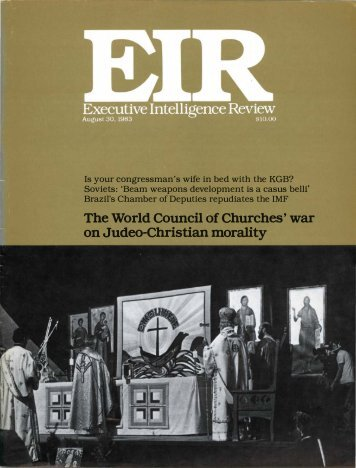View Full Issue - Executive Intelligence Review