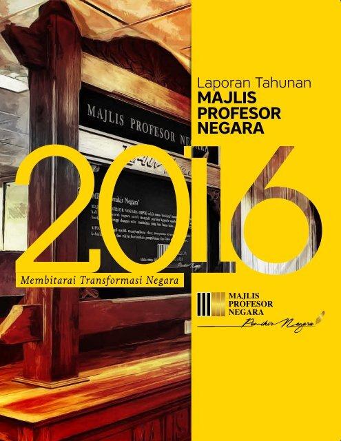 Laporan Tahunan MPN 2016