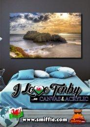 I Love TENBY - Brochure