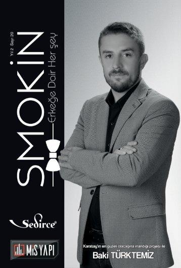 Smokin Dergisi 20. Sayı