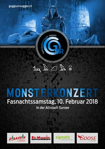 Monsterbüechli 2018